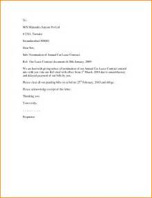 Termination Letter Agreement Sample Pics Photos Contract Termination Letter Sample 1 Png