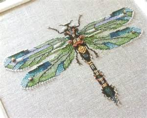 Project Dragonfly Cross Stitch Embroidery On Pinterest Cross Stitch Cross