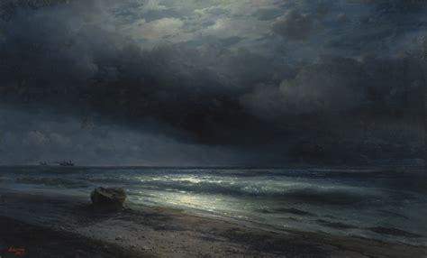 boat auctions france aivazovsky ivan konstantinovic maritime sotheby s