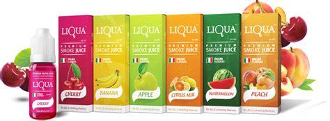 Liqua Original Smoke Juice For All E Devices T1910 5 original liqua juice 10ml onlinebdshopping