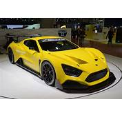 Zenvo TS1 2016  Dark Cars Wallpapers