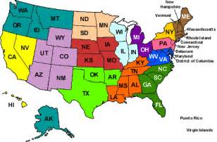united states map name united states map with state names and great lakes