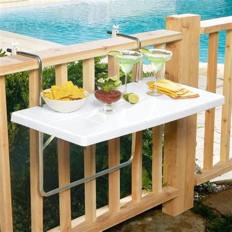 hanging balcony table ikea ideas for a small balcony my desired home
