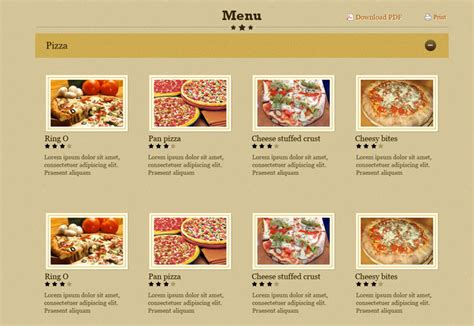 Foodilicious: WordPress Theme for Restaurant Businesses