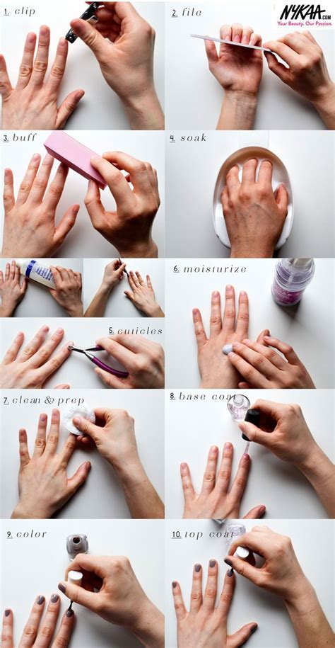 Steps To A Great Home Pedicure by Best 25 Manicure And Pedicure Ideas On