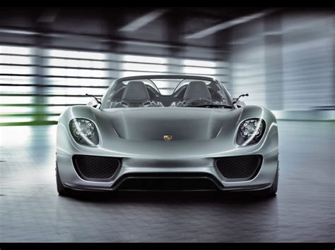 Porsche 918 Front Wallpapers Porsche 918 Front Stock Photos
