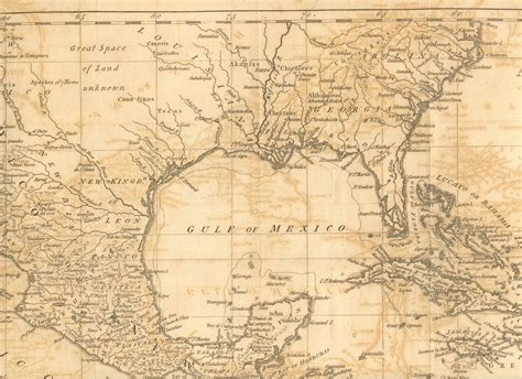 early texas maps related keywords suggestions for texas map 1820