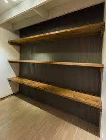 Wood Pantry Shelving 17 Best Ideas About Pantry Shelving On Pantry