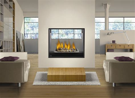 2 Sided Fireplace Inserts Fireplace Designs Sided Fireplace Design