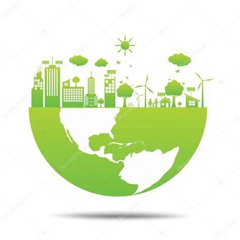 green ecology environmentally friendly stock vector 169 3rus 70390261