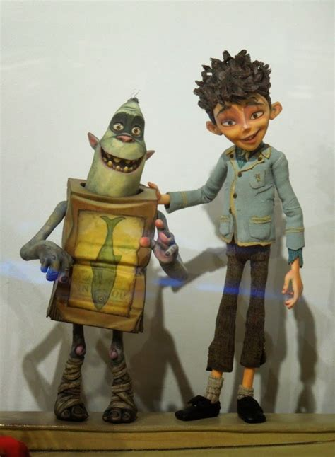 figure stop motion costumes and props the boxtrolls