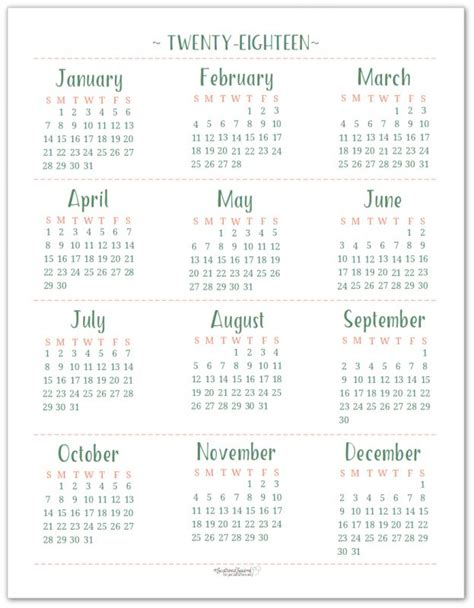 Calendar 2018 Ideas Best 25 Calendar 2018 Ideas On 2018 Calendar
