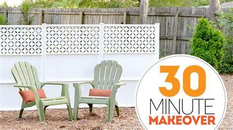 quick backyard makeover quick backyard makeover 28 images a quick patio