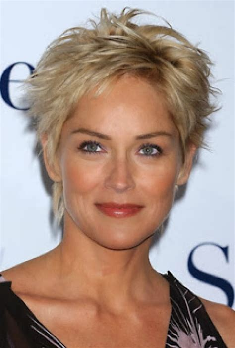 short haircut for women 60 with square jaw thick hair short haircuts for women over 50 with square faces great