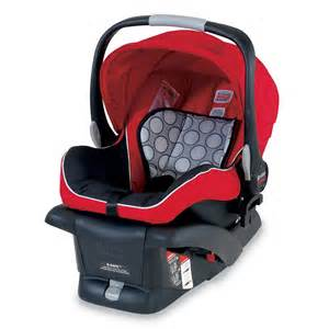 safety and stylist britax b safe infant car seat on