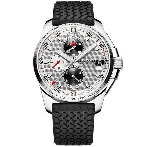 Chopard Silver chopard mille miglia gt xl chronograph steel silver