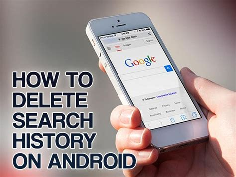 how to delete search history on android एक स थ ऐस ड ल ट कर ग गल सर च ह स ट र techtub
