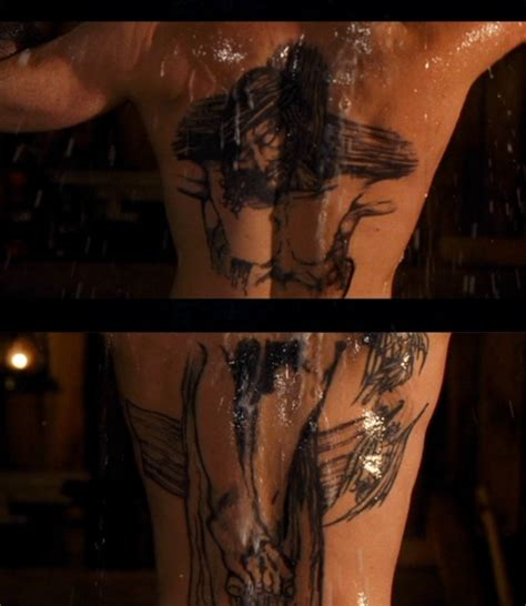 Boondock Tattoo Style On The Back Tattoomagz Boondock Saints Tattoos Meaning