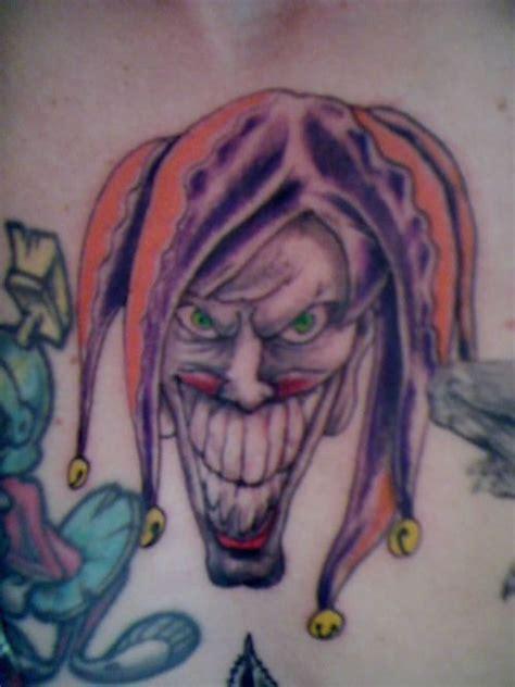 joker jester tattoo designs jester joker tattoos www imgkid com the image kid has it