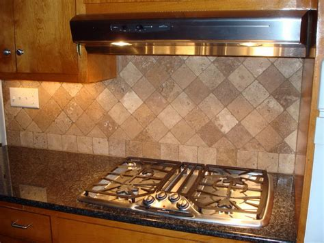 Home Decorating Ideas Kitchen Backsplash Travertine Backsplash Tile Ideas Home Design Ideas