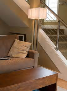 Chrome Banisters Modern Handrail Designs That Make The Staircase Stand Out