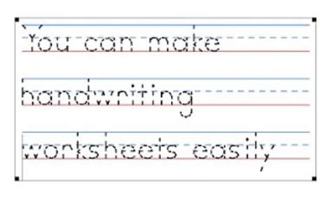 Create Your Own Handwriting Worksheets by The Catholic Toolbox Handwriting Copy Work Worksheet Makers