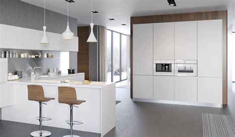 Cucine Moderne Bianche E Legno by Cucine Bianche Abbinamento Perfetto Con Lo Stile Moderno
