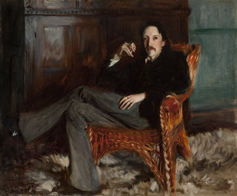Artist L by New Singer Sargent Exhibition At National Portrait