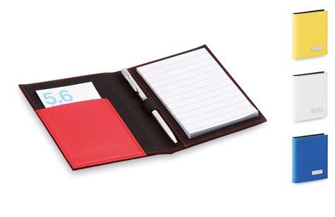 bloc note bureau bloc notes en similicuir et stylo 224 personnaliser pas cher