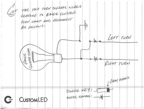 indicator wiring diagram motorcycle wiring diagram