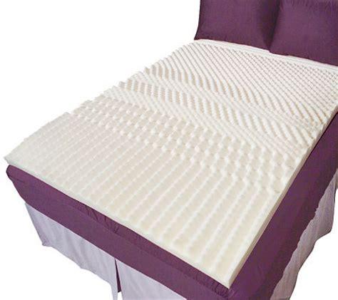 Posturepedic Mattress Topper by Sealy Posturepedic Visco Elastic Memory Foam 5 Zone Topper