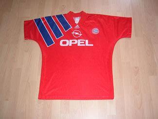 bayern münchen t shirt 1998 shirts duitsland