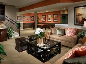 Houses With Finished Basements by Finished Basements Add Space And Home Value Hgtv