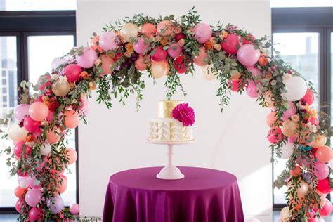 decoracion de iglesia para boda con globos decoraci 243 n con globos 57 ideas increibles para fiestas y