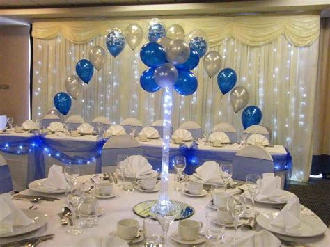 royal blue wedding decorations ideas images about white white royal blue and silver wedding