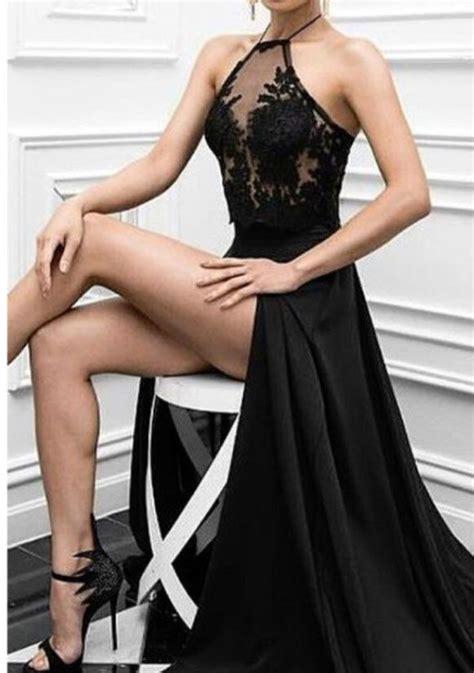 best black dress best 25 black prom dresses ideas on prom