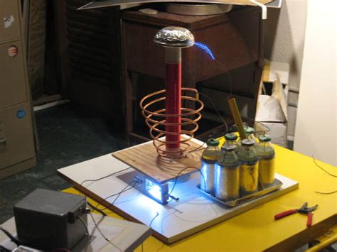 How To Make Tesla Coils How To Build A Tesla Coil Do It Yourself