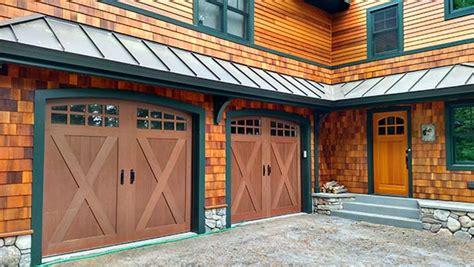 clopay garage doors review clopay ridge 174 garage door review home