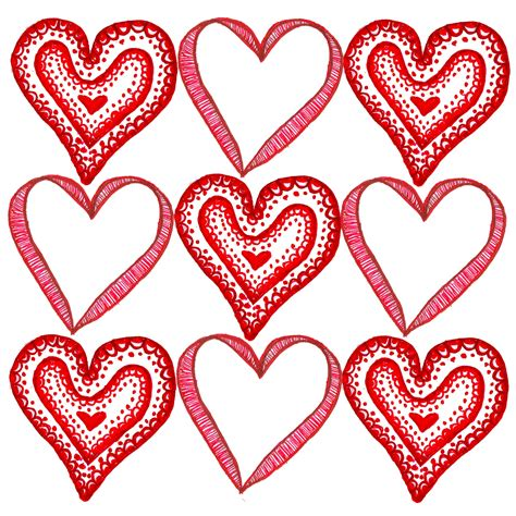 valentines day templates 9 hearts valentines day card template free iwork templates