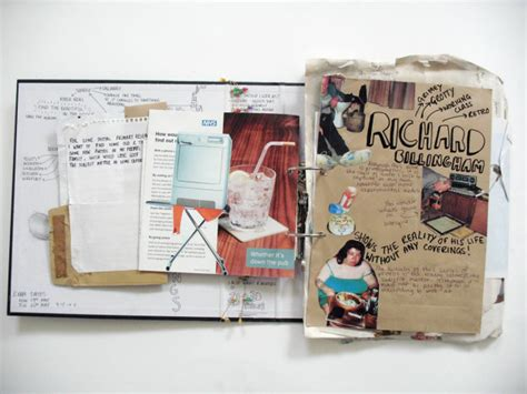 sketchbook handmade working with sketchbooks pearson portfolio