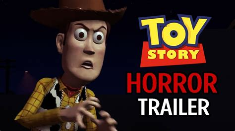 horror trailer if story was a horror