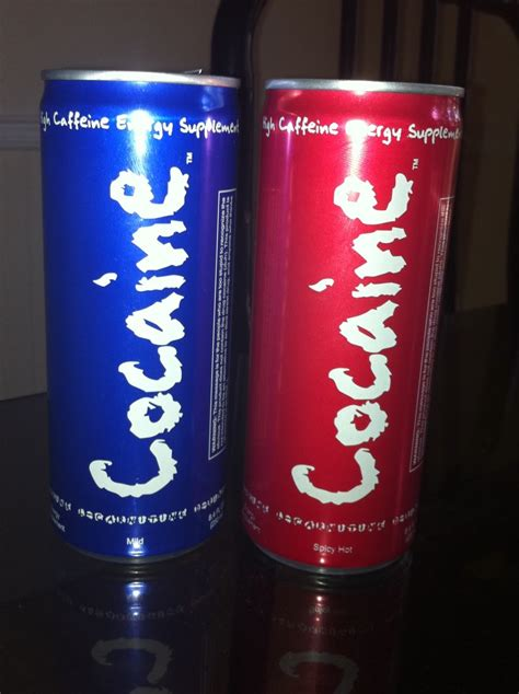 Dumbass Of The Week Cocaine Energy Drink by Four Loko Banned In Florida