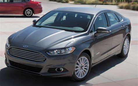 2015 ford fusion ford fusion 2015 recebe aperfei 231 oamentos nos eua car br
