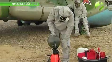Anthrax Return siberia anthrax outbreak 12yo boy killed 8 infected as