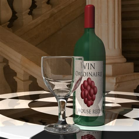 adobe illustrator cs6 wine adding texture and transparency to 3d objects in photoshop