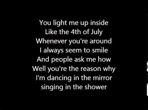 Becky G Shower Lyrics by The Gallery For Gt Becky G Shower Lyrics