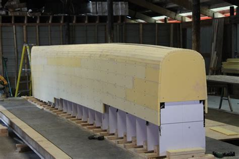 how to build a boat transom creating the extremely light boat tropical boating