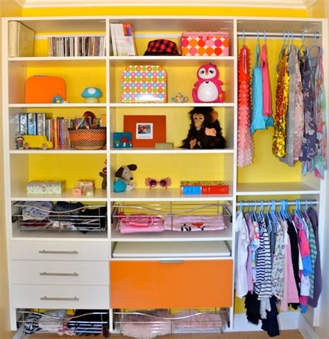 Child Closet by Creating More Space In Your Cluttered Children S Closets