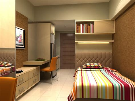 desain interior apartemen studio mewah apartemen disewakan disewakan apartemen u residence type