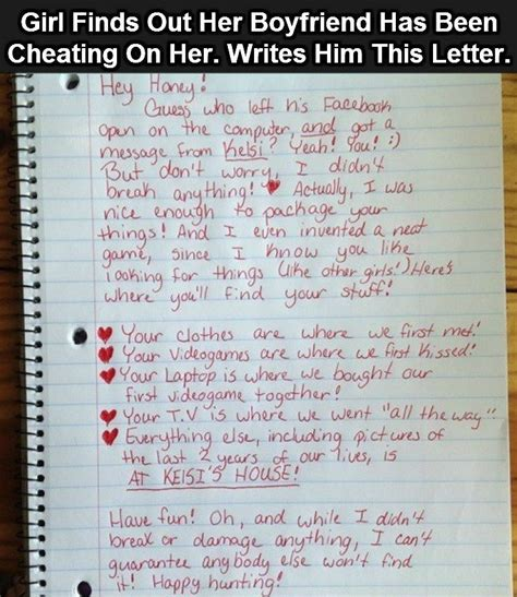 College Breakup Letter The Best Breakup Letter This Is How It S Done S Den